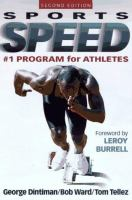 Cover image for Sports speed