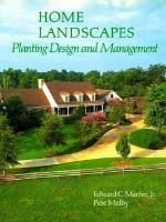 Cover image for Home landscapes : planting design and management