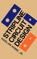 Cover image for Stripline circuit design