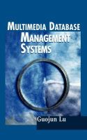 Cover image for Multimedia database management systems