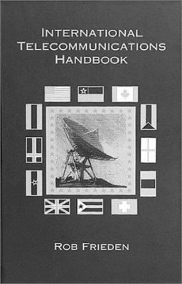 Cover image for International telecommunications handbook