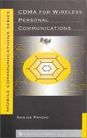 Cover image for CDMA for wireless personal communications