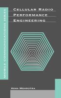 Cover image for Cellular radio performance engineering