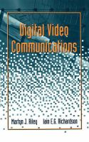 Cover image for Digital video communications