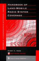 Cover image for Handbook of land-mobile radio system coverage