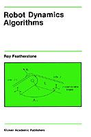 Cover image for Robot dynamics algorithms