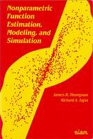 Cover image for Nonparametric function estimation, modeling, and simulation