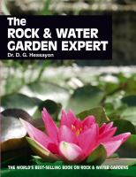 Cover image for The ROCK & WATER GARDEN EXPERT