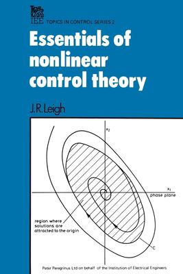Cover image for Essential of nonlinear control theory