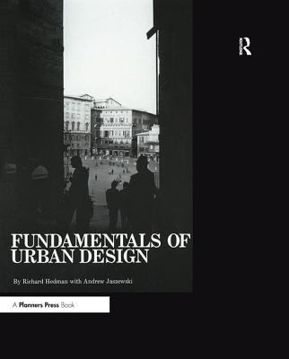 Cover image for Fundamental of Urban design