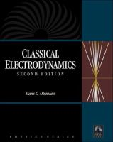 Cover image for Classical electrodynamics