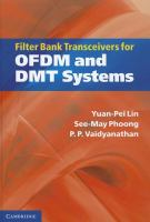 Cover image for Filter bank transceivers for OFDM and DMT systems