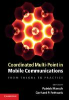 Cover image for Coordinated multi-point in mobile communications : from theory to practice