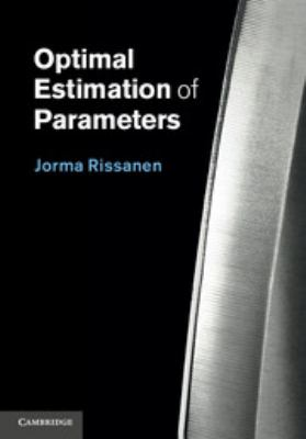 Cover image for Optimal estimation of parameters