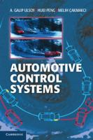 Cover image for Automotive control systems