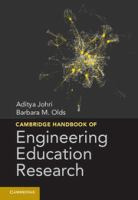 Cover image for Cambridge handbook of engineering education research