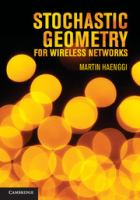 Cover image for Stochastic geometry for wireless networks