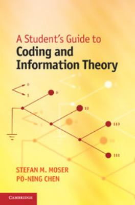 Cover image for A student's guide to coding and information theory