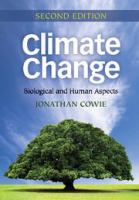 Cover image for Climate change : biological and human aspects