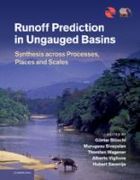 Cover image for Runoff prediction in ungauged basins : synthesis across processes, places and scales