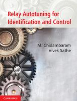Cover image for Relay autotuning for identification and control