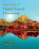 Cover image for Essentials of digital signal processing