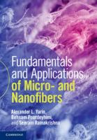 Cover image for Fundamentals and applications of micro and nanofibers