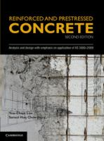 Cover image for Reinforced and prestressed concrete : analysis and design with emphasis on application of AS3600-2009
