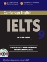 Cover image for Cambridge IELTS 9 : authentic examination papers from Cambridge ESOL