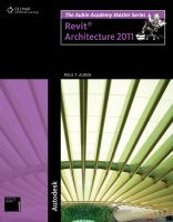 Cover image for Revit Architecture 2011