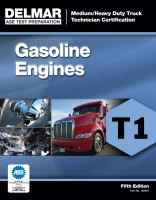 Cover image for Gasoline engines : T1.
