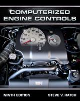 Cover image for Computerized engine controls