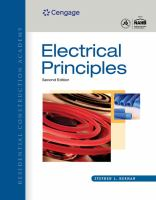 Cover image for Electrical principles