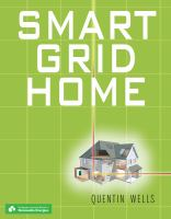 Cover image for Smart grid home