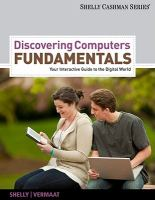 Cover image for Discovering computers fundamentals : your interactive guide to the digital world