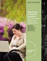 Cover image for Discovering computers complete : your interactive guide to theh digital world