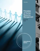 Cover image for Managing human resources
