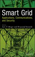 Cover image for Smart grid : applications, communications, and security