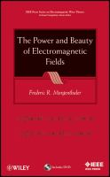 Cover image for The power and beauty of electromagnetic fields