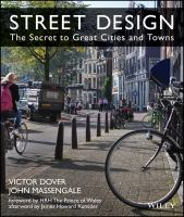 Cover image for Street design : the secret to great cities and towns