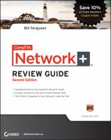 Cover image for CompTIA Network+ review guide