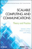 Cover image for Scalable computing and communications : theory and practice