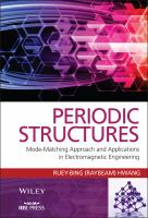 Cover image for Periodic structures : mode-matching approach and applications in electromagnetic engineering
