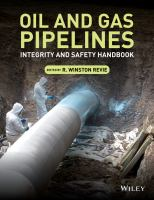 Cover image for Oil and Gas Pipelines: Integrity and Safety Handbook