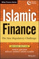 Cover image for Islamic finance : the new regulatory challenge