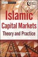 Cover image for Islamic capital markets : theory and practice