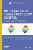 Cover image for Introduction to type-2 fuzzy logic control : theory and applications