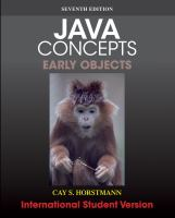 Cover image for Java concepts : early objects