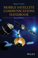 Cover image for Mobile satellite communications handbook