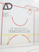Cover image for The architecture of transgression